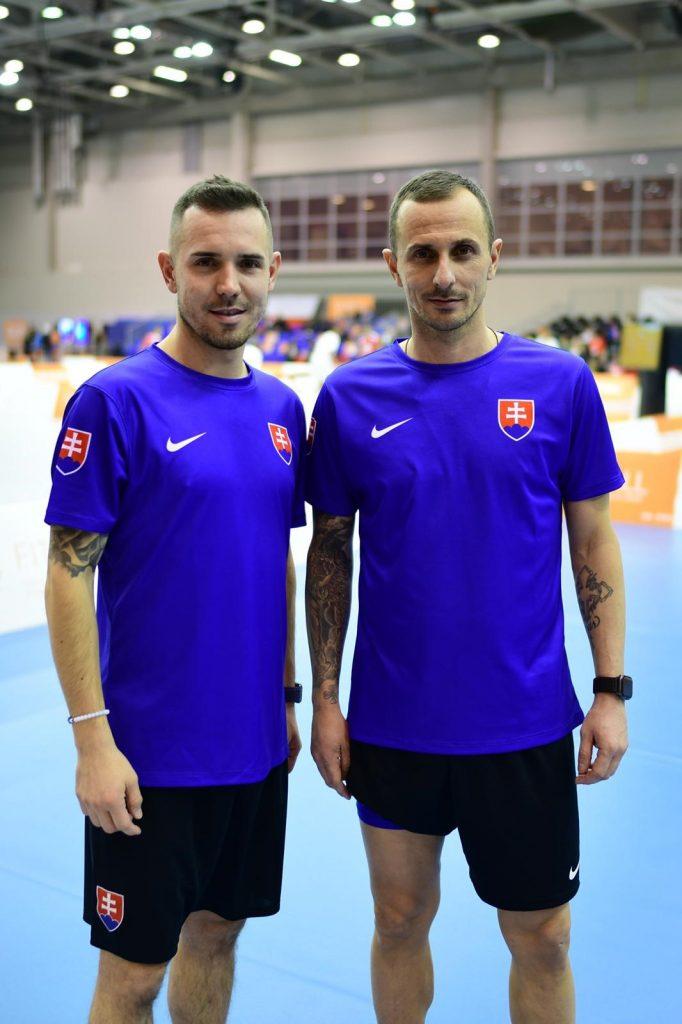 Majstrovstvá sveta v Teqballe Slovensko